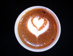 Give us a vote for best coffee!