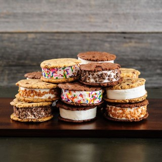 Best Ice Cream Sandwiches in Toronto! Which flavour to try first?!?